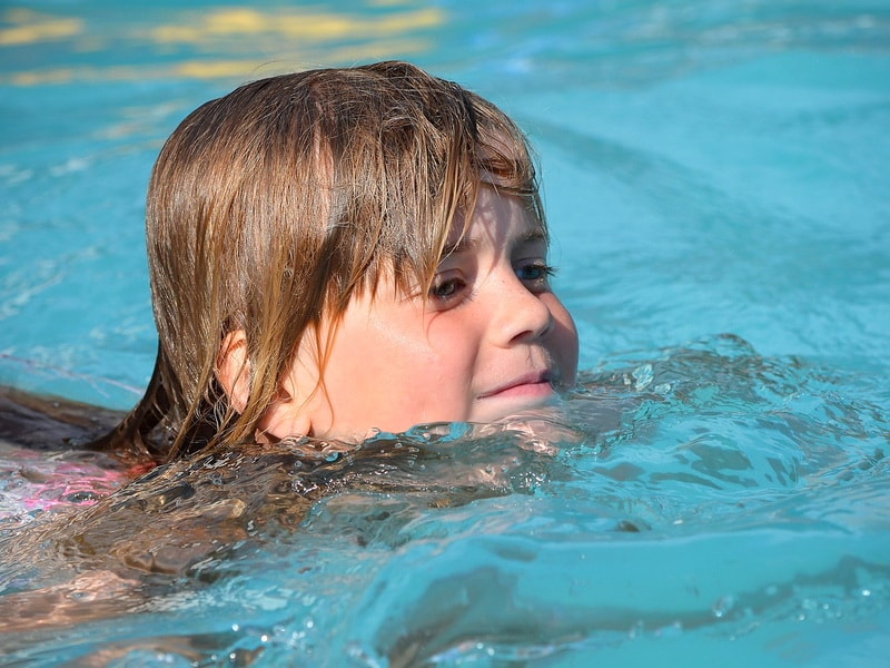 детский бассейн Дельфин