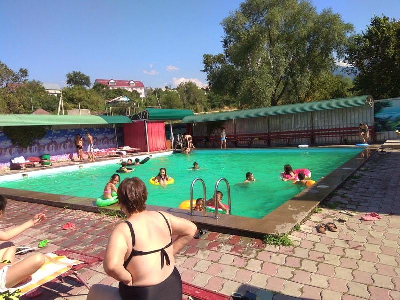 бассейн Саудабай